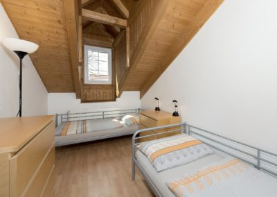 Jizerské hory ubytování penzion Solaris - apartmán č.5 ložnice