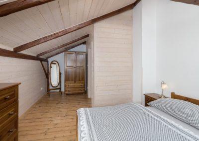 Jizerské hory ubytování penzion Solaris - apartmán č.7 Baráček, 1. ložnice
