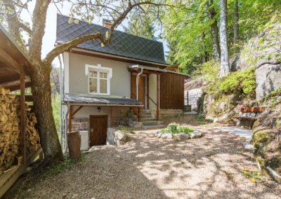Jizerské hory ubytování penzion Solaris - apartmán č.7 Baráček