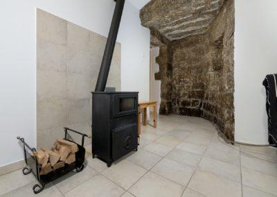 Jizerské hory ubytování penzion Solaris - apartmán č.6 obývací pokoj