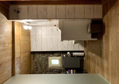 Jizerské hory ubytování penzion Solaris - apartmán č.8 Chaloupka
